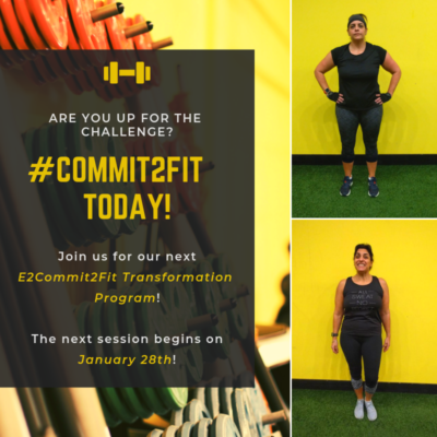 Commit2Fit Promo for Homepage
