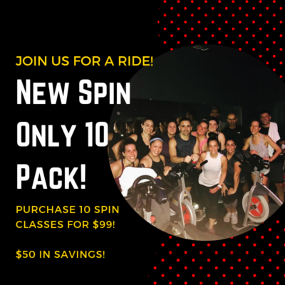Spin Promo